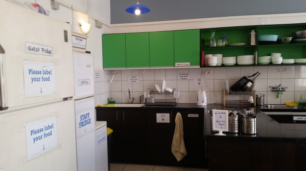 Part of the kitchen...