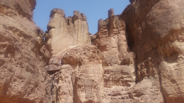 Solomon Pillars in Timna Park