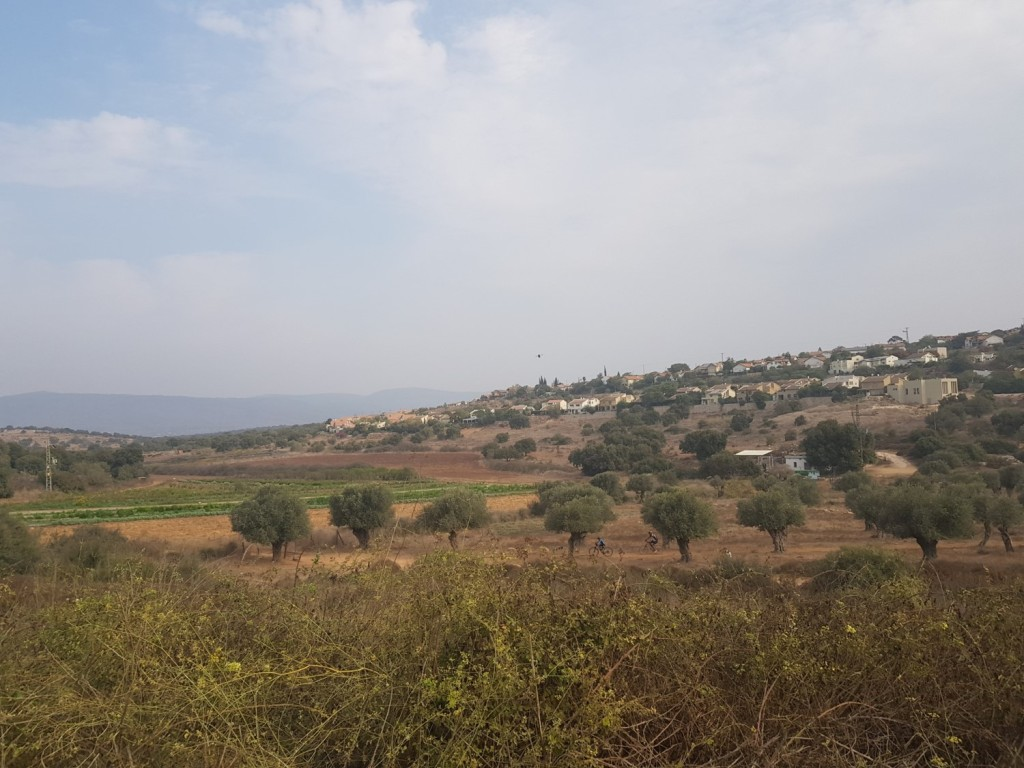 Hoshaya from the Israel National Trail